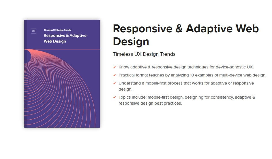 Responsive & Adaptive Web Design