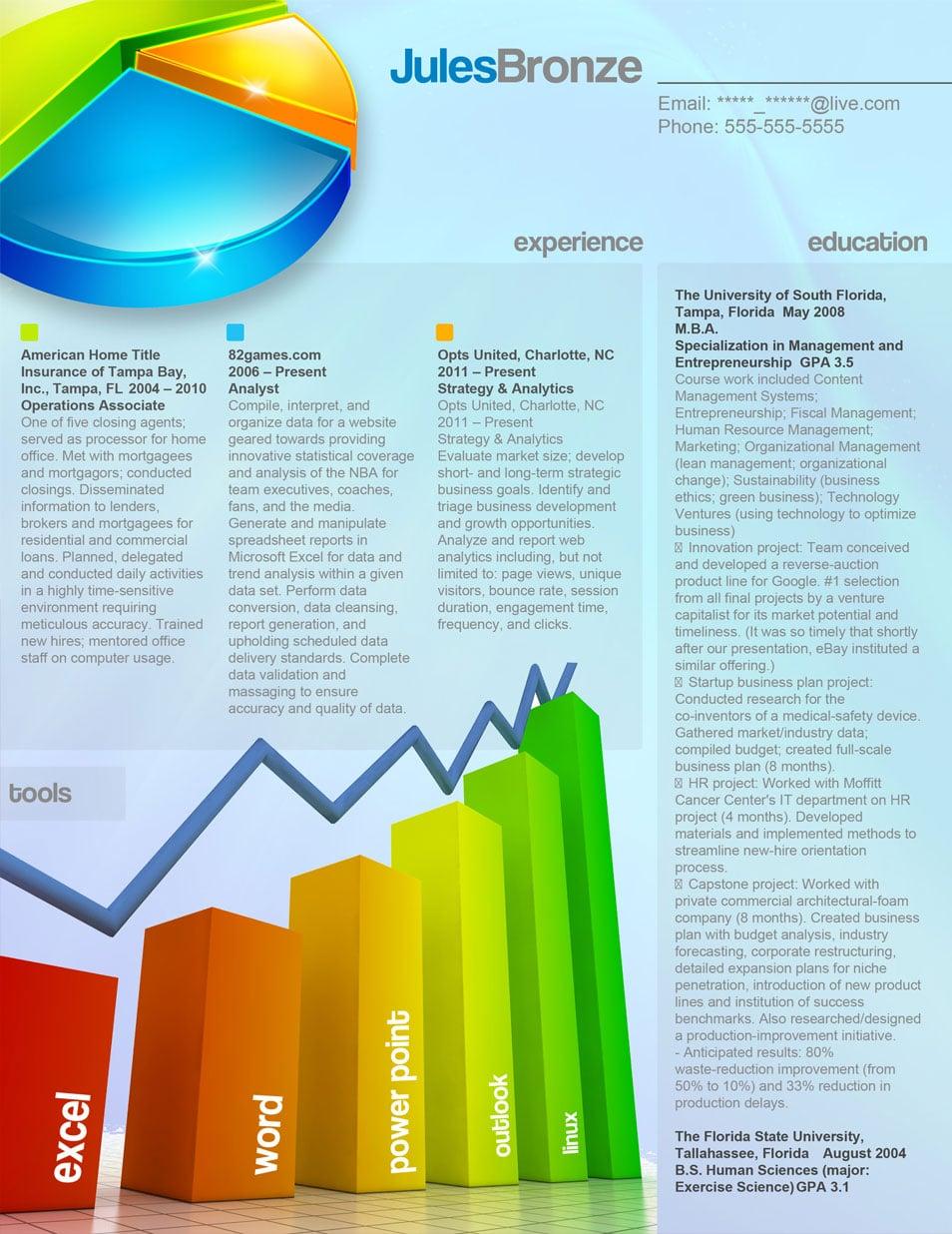 Resume - System Analyst