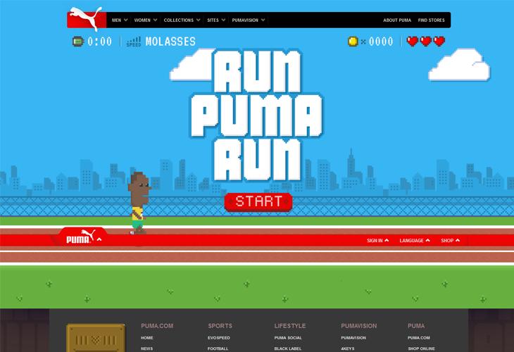 Run-Puma-Run