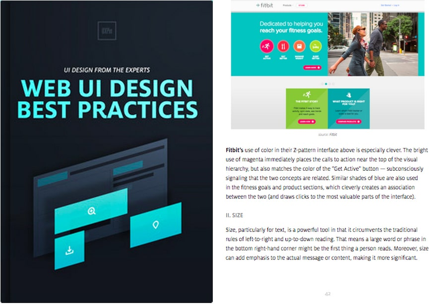 Web UI Best Practices