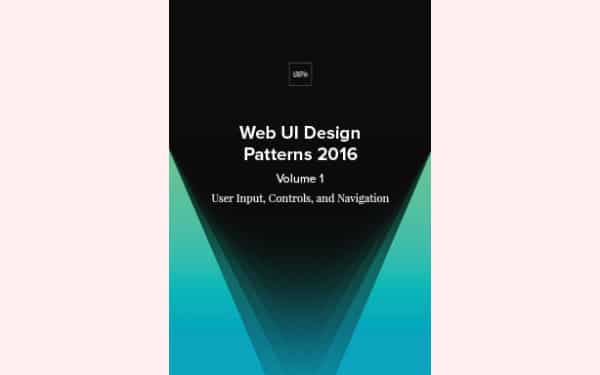 Web UI Design Patterns 2016
