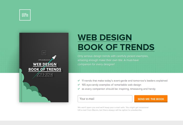 web design book of trends