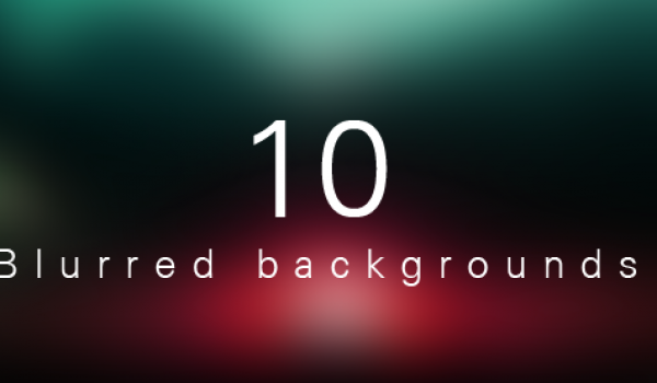 10 Beautiful Collection of Blurred Backgrounds - cssauthor.com