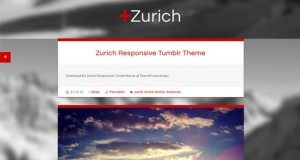 15 High Quality Premium Responsive Tumblr Theme