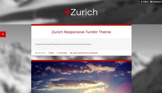 15 High Quality Premium Responsive Tumblr Theme