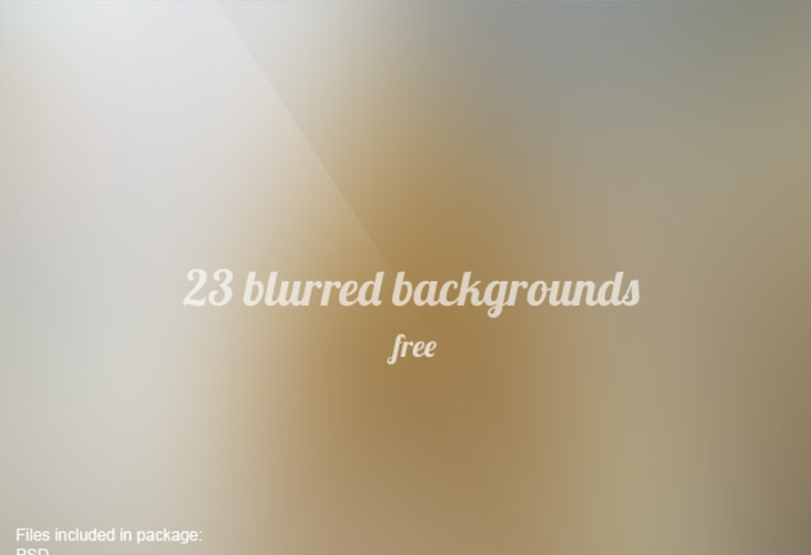 23 free high resolution blurred backgrounds