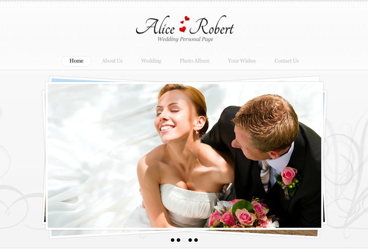 Alice & Robert Wedding