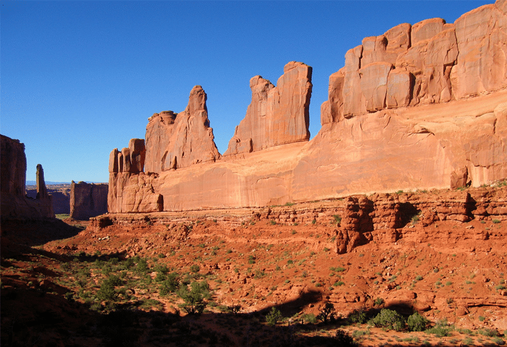 Arches National Park - Windows 8 Wallpaper