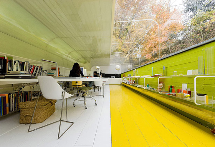Best Examples Of Creative Inspiring Office Designs