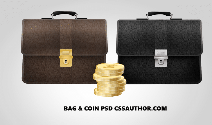 Free Bang and Coins Finance Icons PSD for Free Download - cssauthor.com