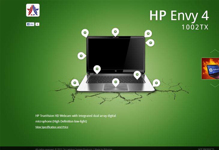 HP Envy 4