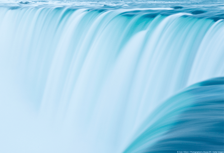 Horseshoe Falls - Windows 8 Wallpaper