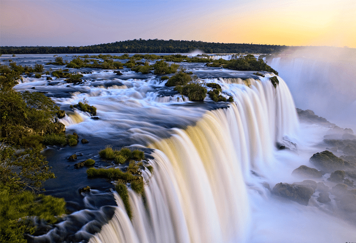 Iguazu Falls - Windows 8 Wallpaper