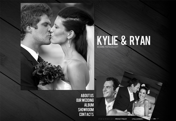 Kylie & Ryan Wedding Photo Gallery
