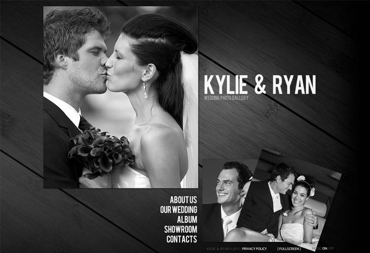 Kylie & Ryan Wedding Photo Gallery