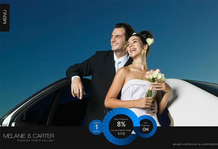 Melanie & Carter Wedding Photo Gallery