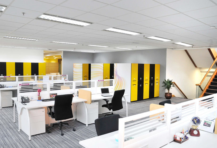 Best examples of creative inspiring office designs for Office by design