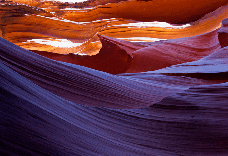 Sandstone Waves - Windows 8 Wallpaper