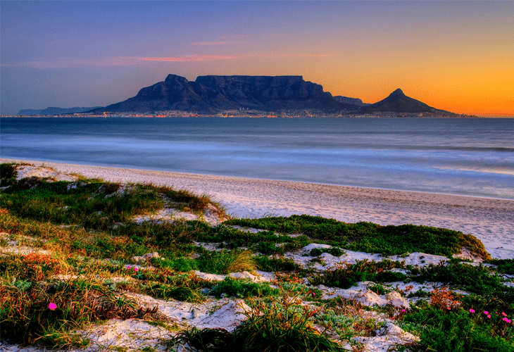 Table Mountain - Windows 8 Wallpaper