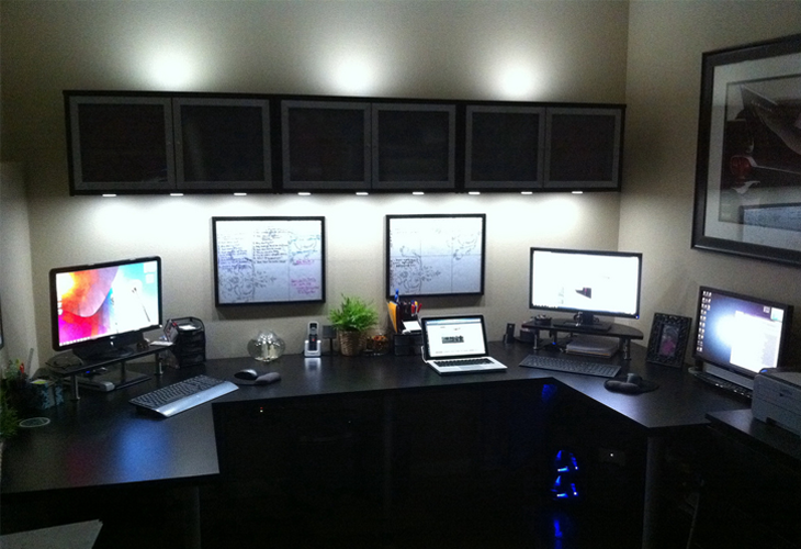 Tekology's-Dual-Workspace