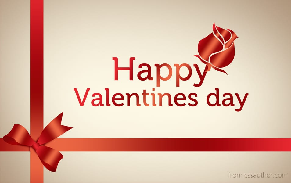 Free Download High Quality Happy Valentines Day Greeting ...