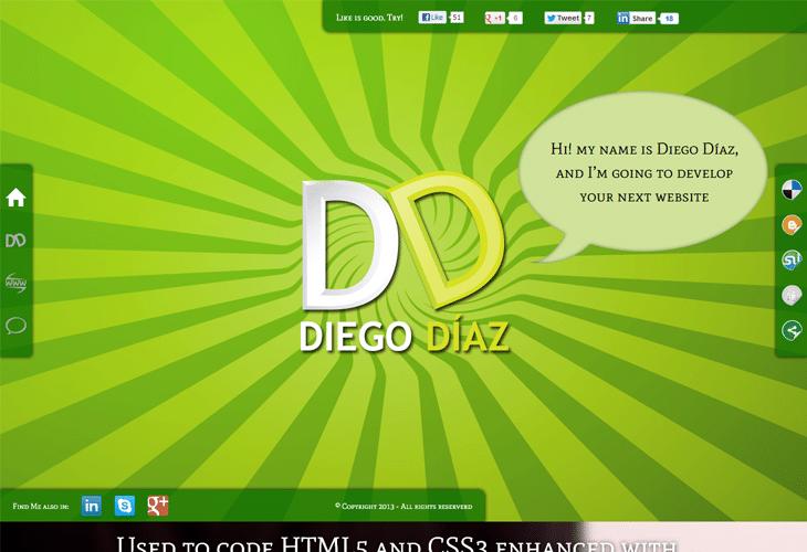 Web Development | Diego Díaz