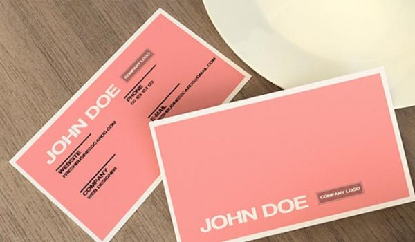 30 Beautiful Business Card Design Templates