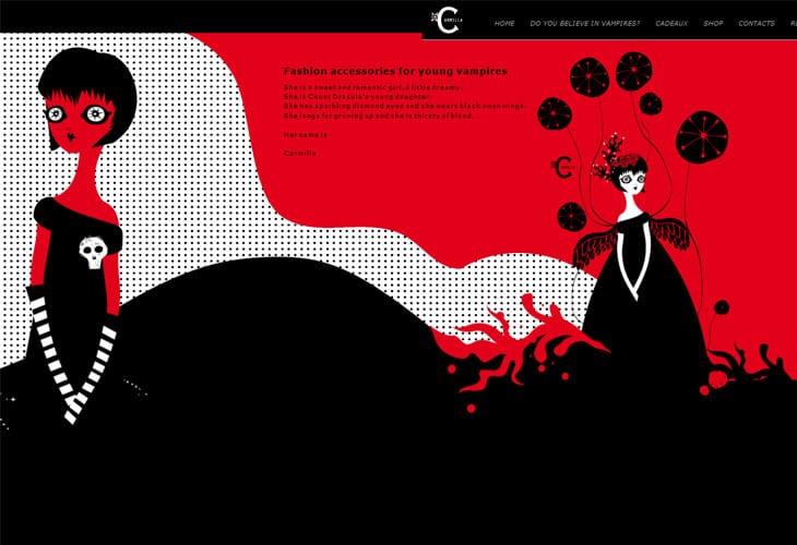 Carmilla-Vampire