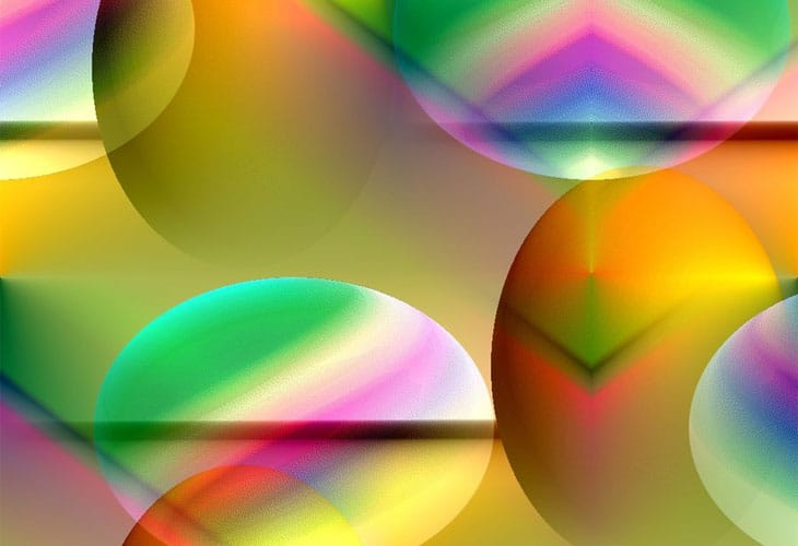 Easter-Abstraction