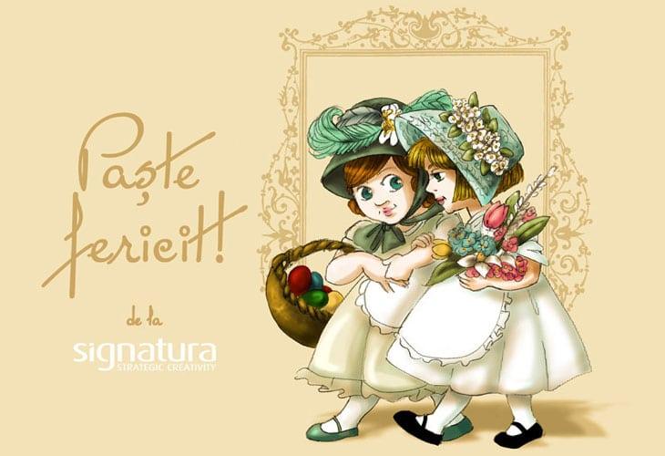 Easter E-Card