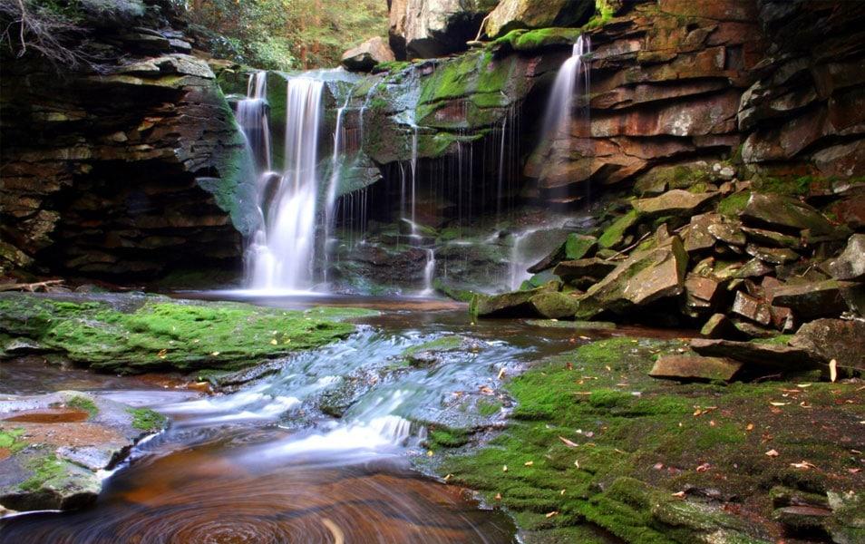 Elakala Waterfalls – Nature Photography