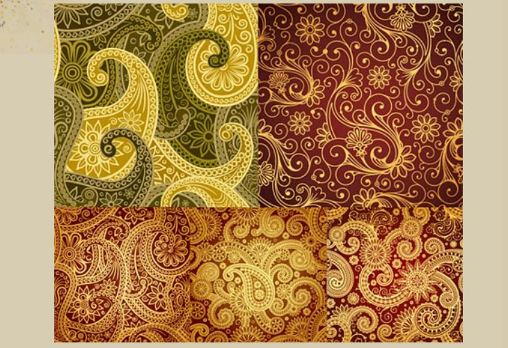 Free Vector Amazing Patterns