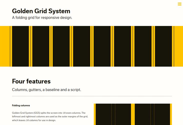 Golden Grid System