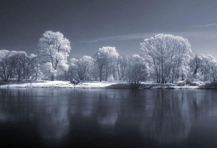 Infrared-Landscape