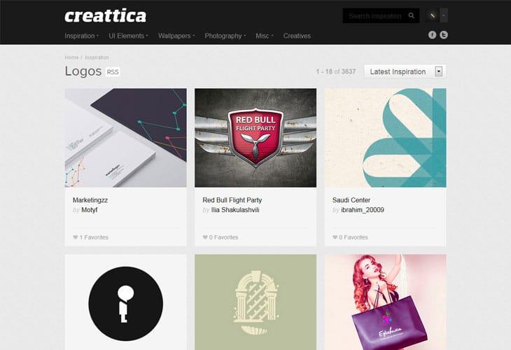 Logos - Creattica