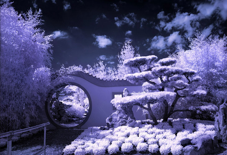 Moon-Gate-Infrared