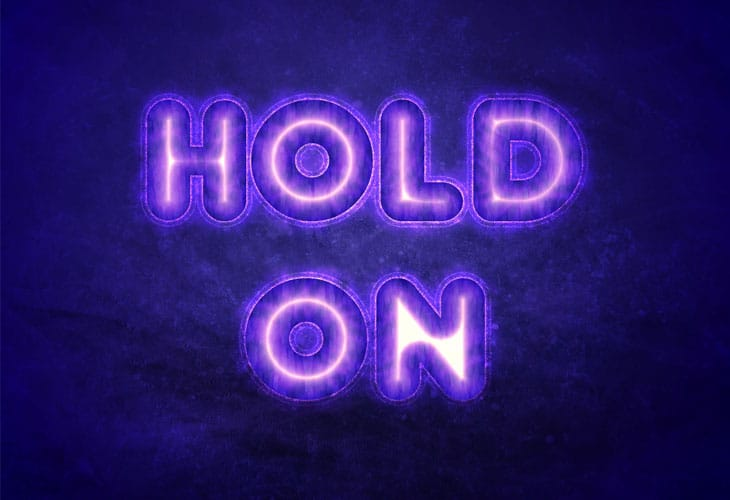 Purple-Laser-Text-Effect-in-Photoshop