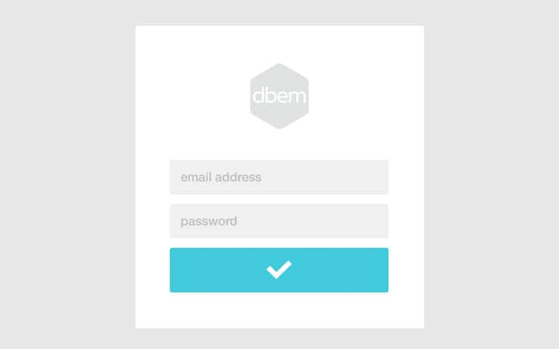 Simple Login Form with PS