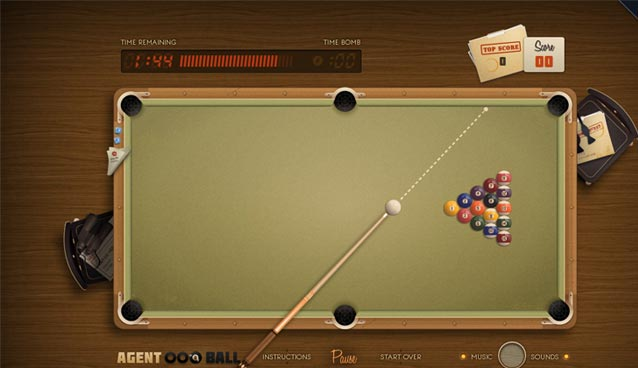 The Best and Addictive 20 HTML5 Games