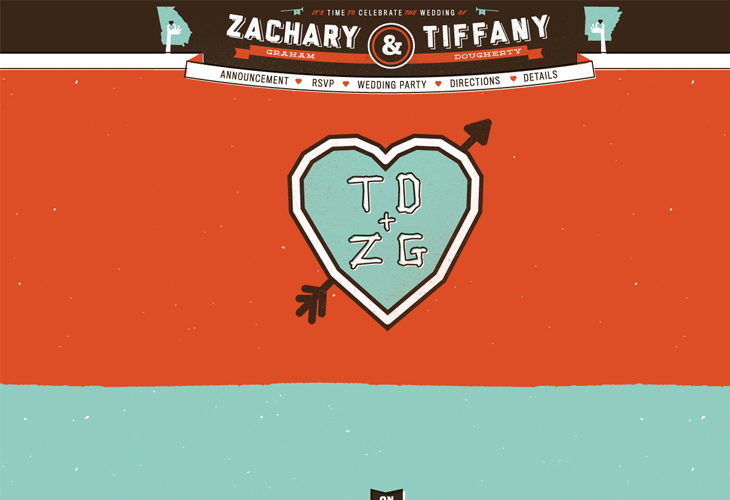 Tiffany Dougherty & Zach Graham