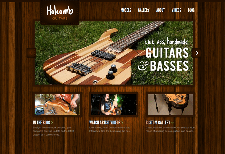 holcombguitars