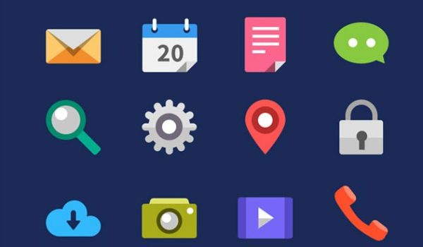 10 Free Icons for Web and User Interface Design