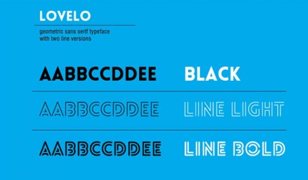 20 Best Free Fonts for Web/Graphic Designers
