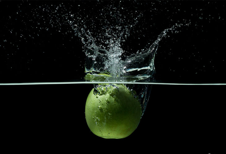 Apple-Splash