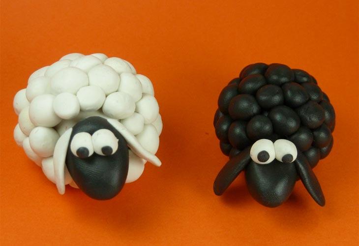 Black Sheep vs White sheep
