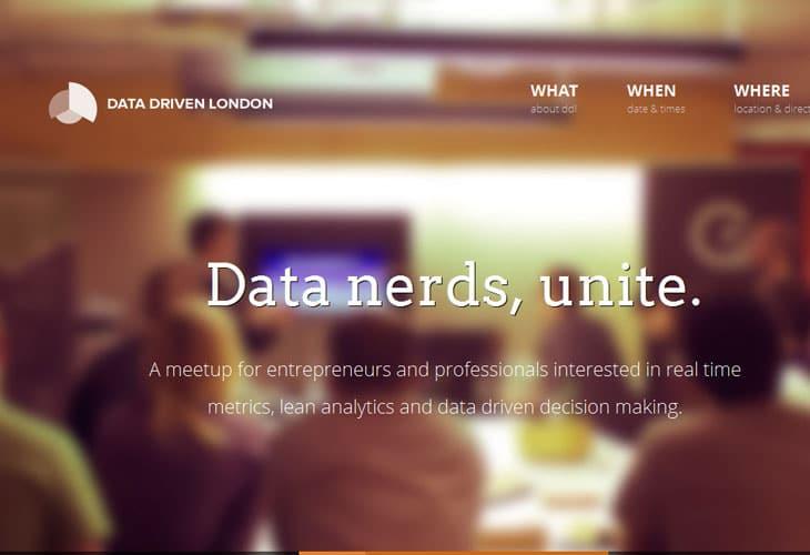 Data-Driven-London