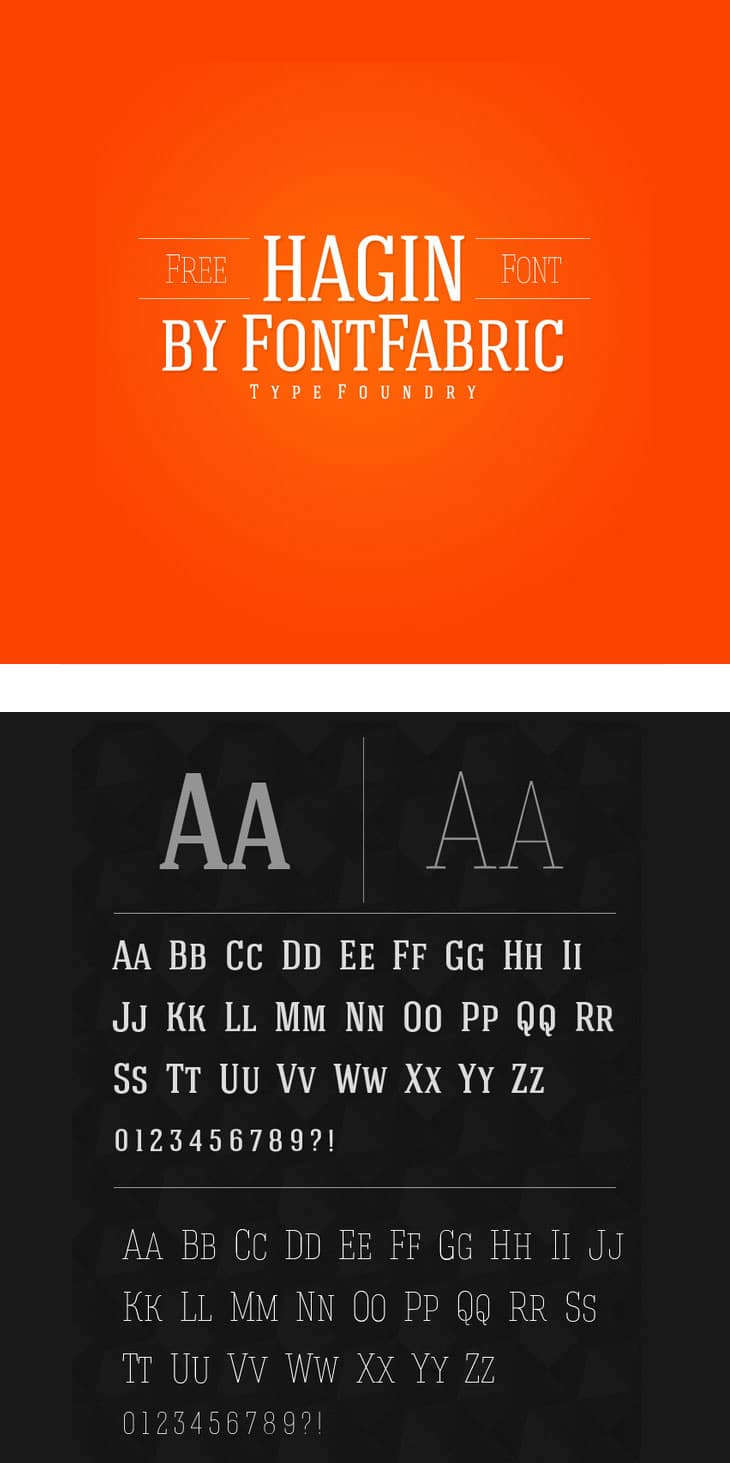 20 Best Collection Of Free Downloadable Fonts
