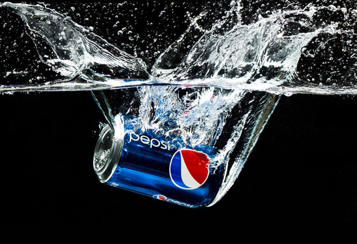 High-Speed-Photography-Pepsi-Can