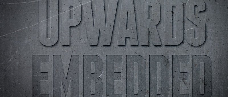 How to Create Letterpress Text Effects