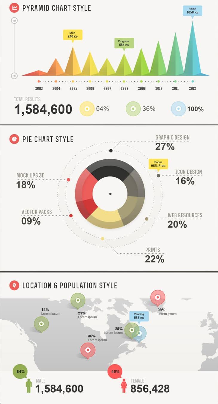 Infographic-Vector-Elements